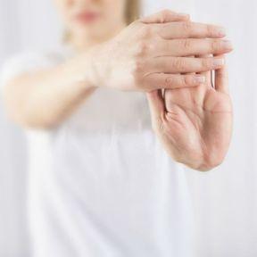 Étirement du poignet