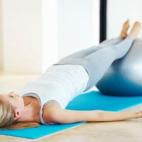 Exercice 5 : Relevé de bassin façon « shoulder bridge »