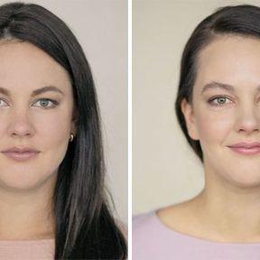 """""""Devenir mère""""- 33 femmes photographiées avant et après la naissance de leur enfant #23"""