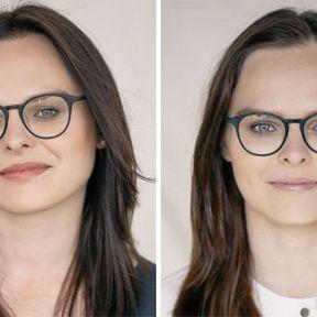 """""""Devenir mère""""- 33 femmes photographiées avant et après la naissance de leur enfant #32"""