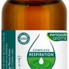 Complexe d'huiles essentielles respiration esculape – Phytosun aroms