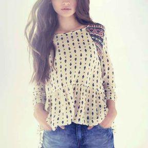 Short en jean New Look printemps été 2014