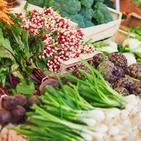 De bons légumes