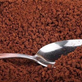 Café en poudre soluble