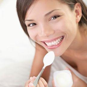 Les yaourts au lait entier sont plus riches en calcium