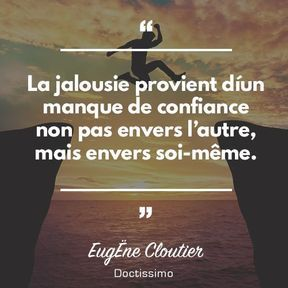 Citation d'Eugène Cloutier