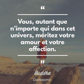 Citation de Buddha