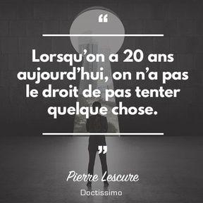 Citation de Pierre Lescure