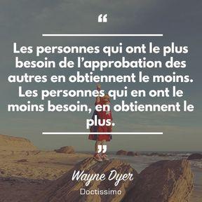 Citation de Wayne Dyer