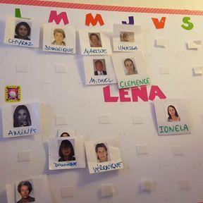 L'emploi du temps de Lena