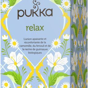 Infusion Relax, Pukka