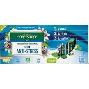 Shot anti-stress, Floressance