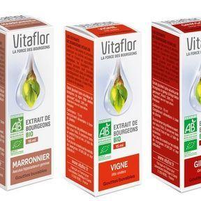 Extraits de bourgeons bio – Vitaflor