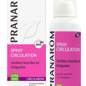 Spray Circulation, Pranarom