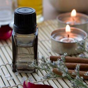 L'huile essentielle de bois de siam