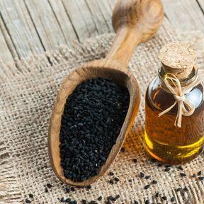 L'huile végétale de nigelle