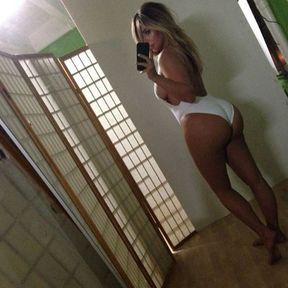 Le belfie de Kim Kardashian