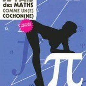Je fais des maths comme une cochonne