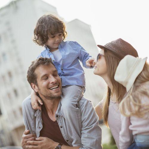 Les pères sont généralement moins stressés et moins fatigués que les mères