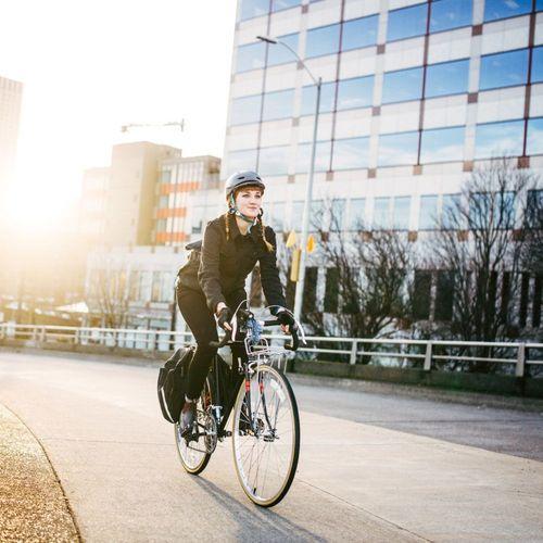Les cyclistes dispensés du port obligatoire du masque à Paris et en Île-de-France